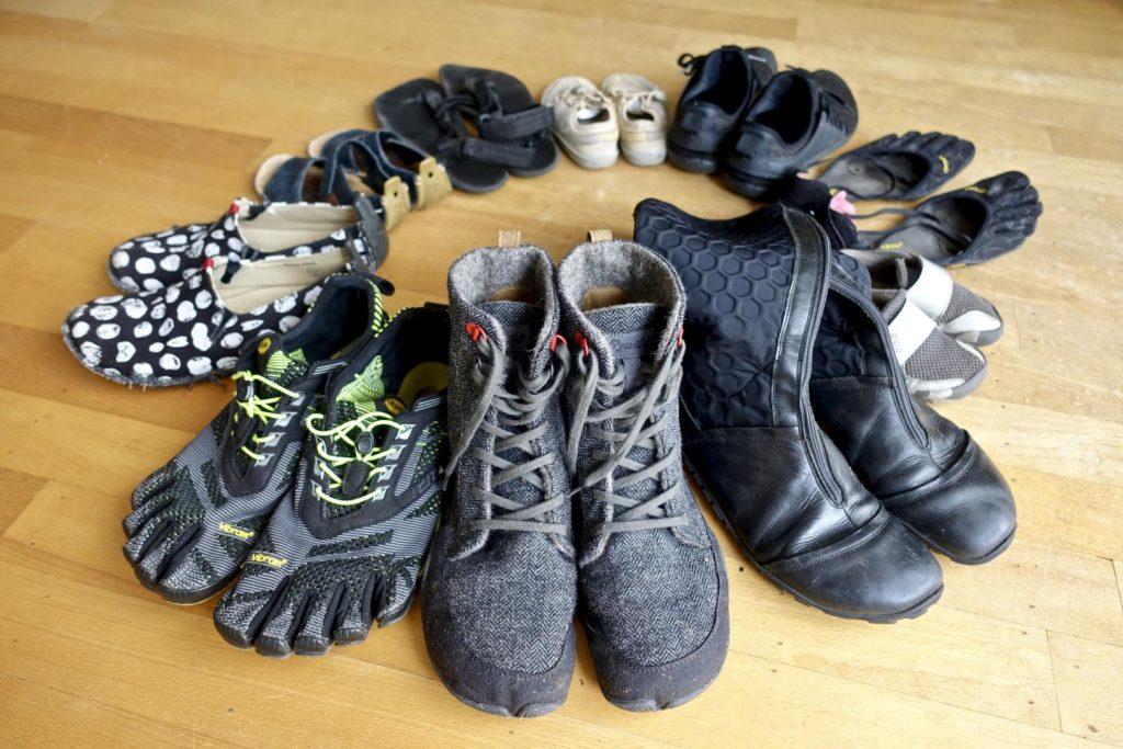 minimalistische schoenen