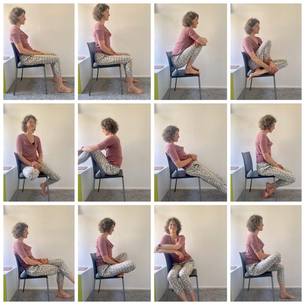 Hoe gebruik je een stoel goed